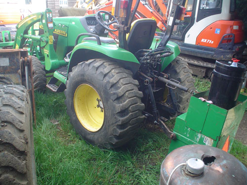 John Deere 4400 Compact for Sale Plant Stock List