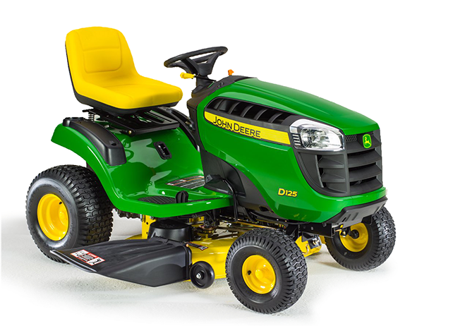 NFT: Riding Lawn Mower Recommendations | Big Blue Interactive