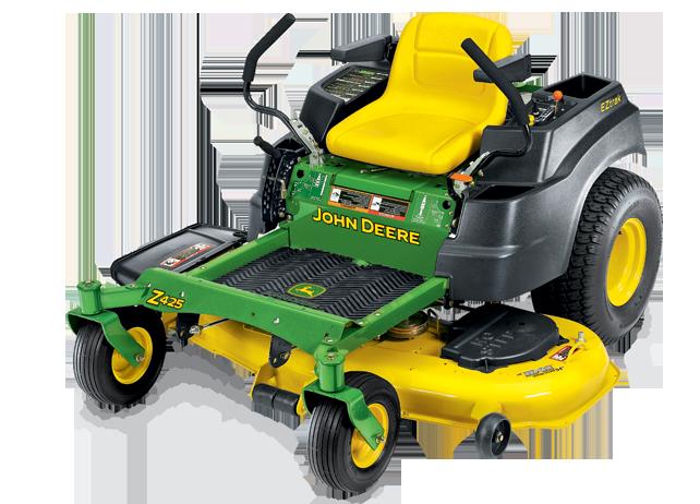 Z425   Riding Lawn Equipment   John Deere GB