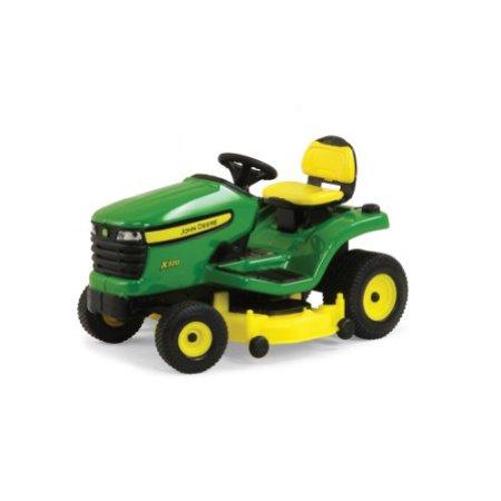 Ertl John Deere 1/16 X320 Mower - Walmart.com