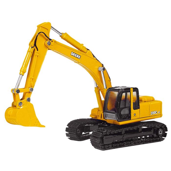 Britains Ertl 15706 John Deere 200C LC Excavator 1:50