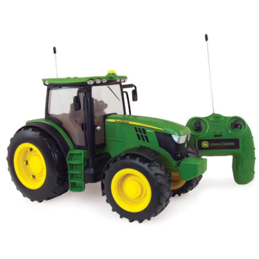 Ertl John Deere 1/16 Big Farm 6190R RC Tractor | RunGreen.com