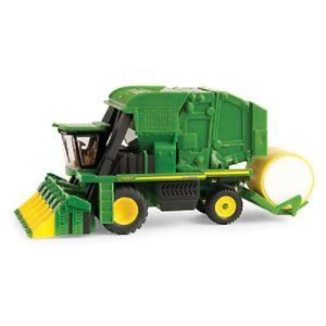 John Deere 1/64 Scale CP690 Cotton Picker Diecast Farm Toy ...