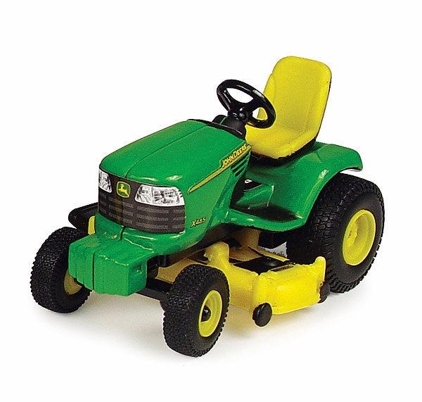 Ertl Collectibles O 46237 John Deere X48S Lawn Tractor ...