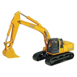 John Deere 1 50 200C Excavator Diecast Ertl Construction ...
