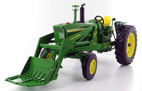 What is the best Toy John Deere Tractor Ertl 4010?
