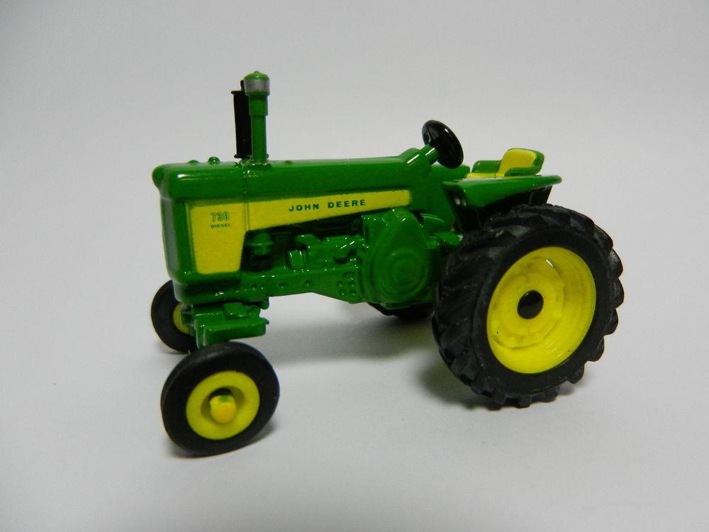 NEW! ERTL 1:64 John Deere MODEL 730 Diesel Tractor w/WIDE ...