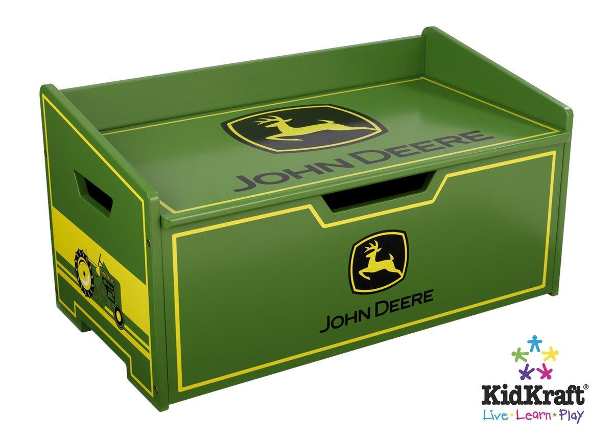 John Deere Toy Box KidKraft 11008