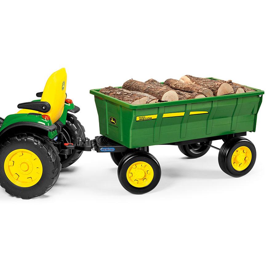 John Deere Farm Wagon
