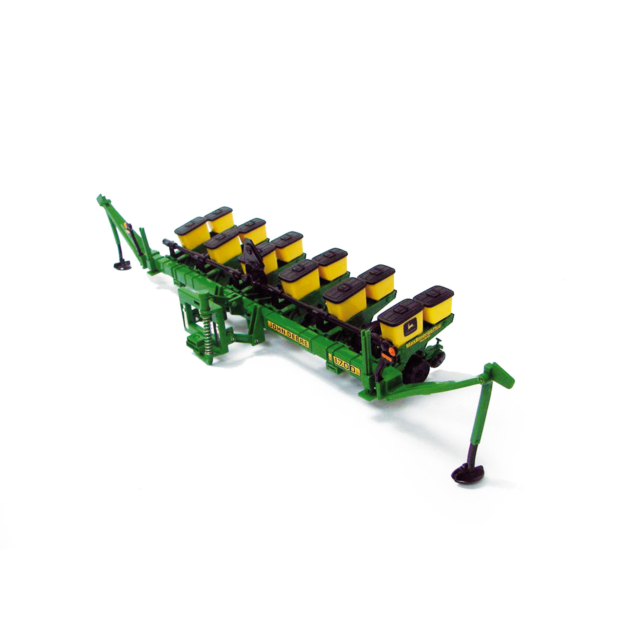 1:16 Scale John Deere Toy 1700 Series 6-Row Planter | QC ...