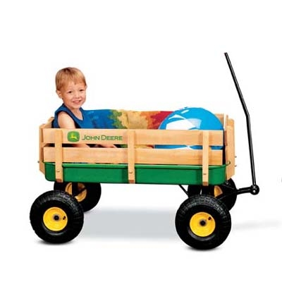 What is the best John Deere Toy Wagon?