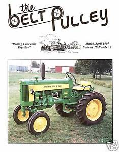 Rockwood-tractor-pulleys-John-Deere-330-Belt-Pulley