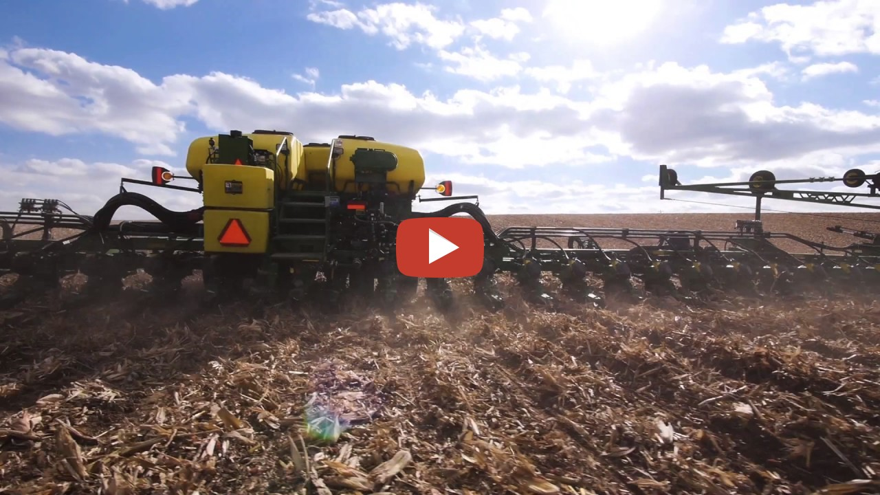 John Deere Planter Enhancement Video -- John Deere