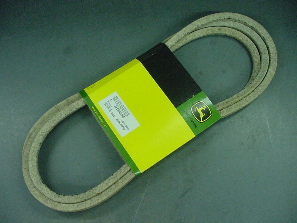 JOHN DEERE Genuine OEM Mower Deck Belt M154294 for 42 ...