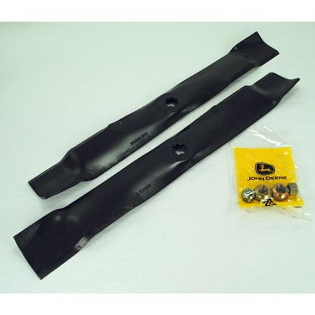 John Deere Blade Kit For 42M Mulching Mowers (Includes 2 ...