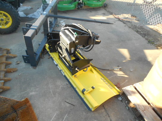 2009 John Deere 54 INCH FRONT ANGLE BLADE FIT 2320 - 2520 ...
