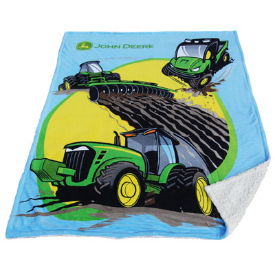 ... john deere pillow be without some john deere blankets the sherpa