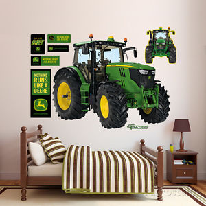 ... Resellers > See more John Deere 7280r Tractor Wall Decal Sticker