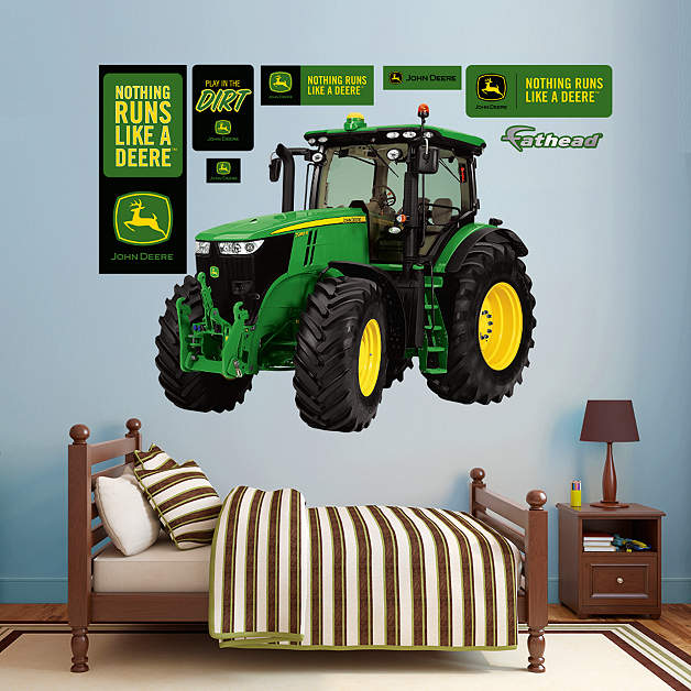 John Deere 7280R Tractor Wall Decal | Shop Fathead® for John Deere ...
