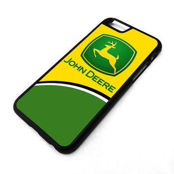 John Deere Logo For Iphone 4 4s 5 5s 5c 6 And 6 Plus Case Cover | Car ...