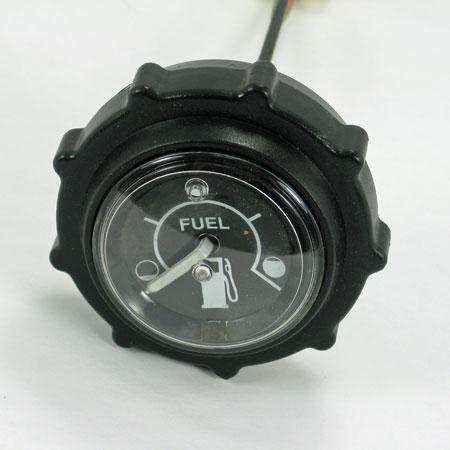 John Deere 200 210 212 214 216 Fuel Cap with Gauge AM36948