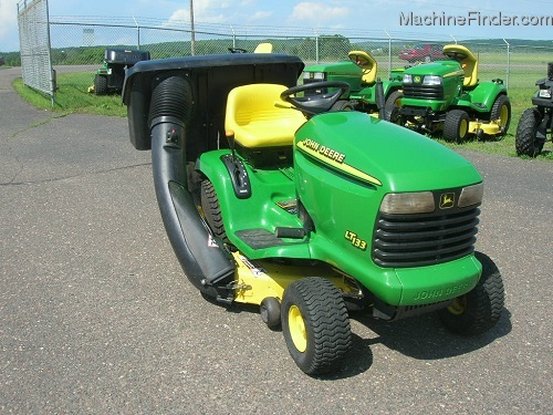 2001 John Deere LT133 Lawn & Garden and Commercial Mowing ...