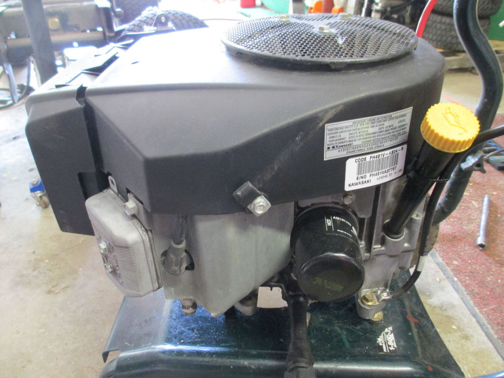 17hp Kawasaki Engine FH491V for John Deere X300 AM134885 ...