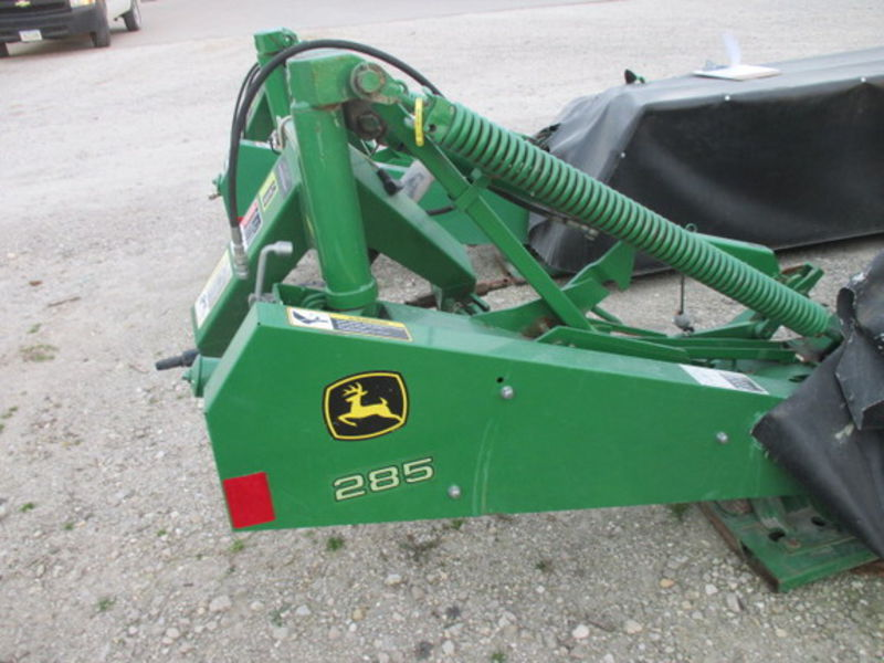 John Deere 285 Disc Mower #E00285X352263 FARMERS SUPPLY ...
