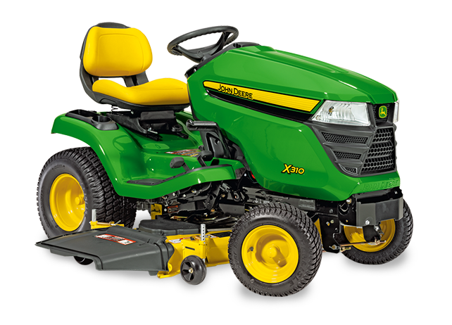 X310 | Riding Lawn Equipment | John Deere UK & Ireland