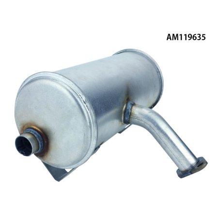 John Deere Original Equipment Muffler #Am119635 - Walmart.com
