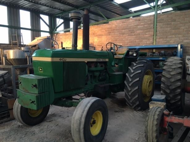1976 John Deere 4430 Tractor Pretoria • olx.co.za