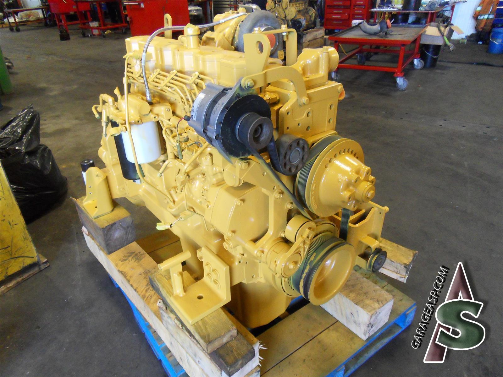 Deere Engines - Heavy equipment parts