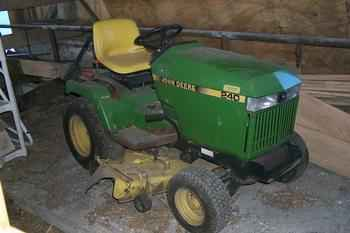 Used Farm Tractors for Sale: John Deere 240 (2006-04-05 ...