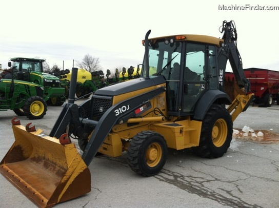 2008 John Deere 310J Backhoe Loaders - John Deere ...