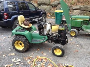 John Deere 720 730 Gas Engine Tractor Parts Manual Catalog ...