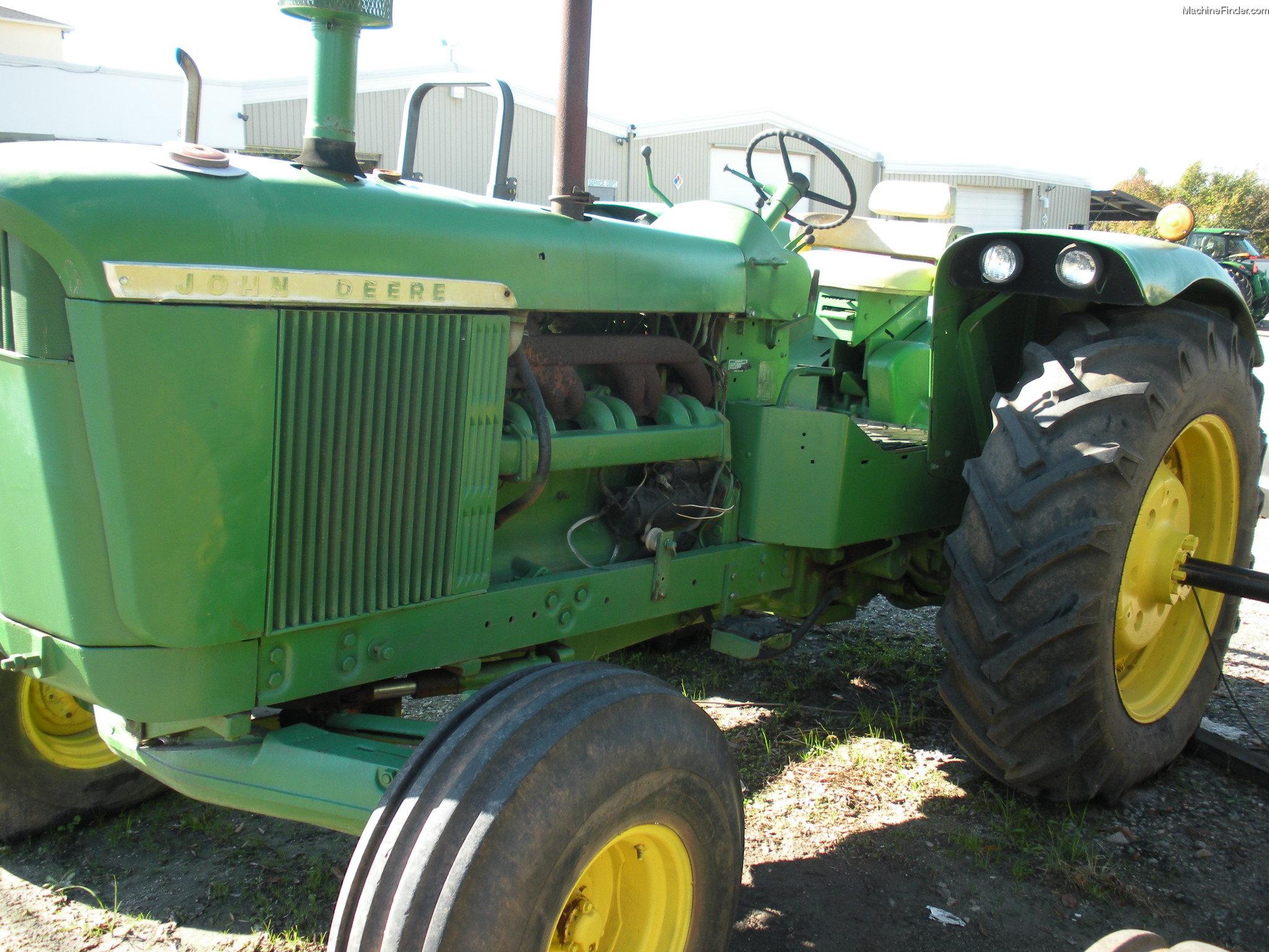 1969 John Deere 5020 Tractors - Row Crop (+100hp) - John ...
