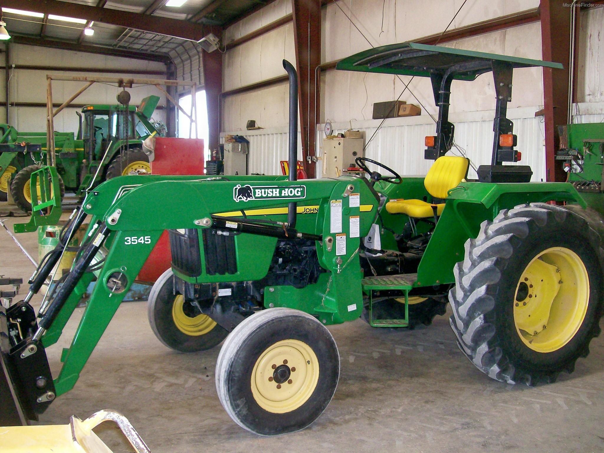 2003 John Deere 5303 Tractors - Utility (40-100hp) - John ...