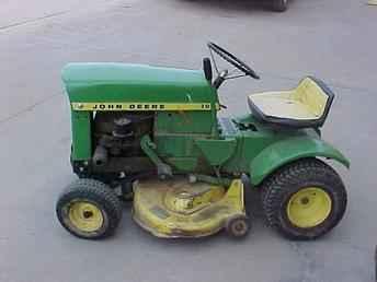 Used Farm Tractors for Sale: 1970 John Deere 70 Lawn ...