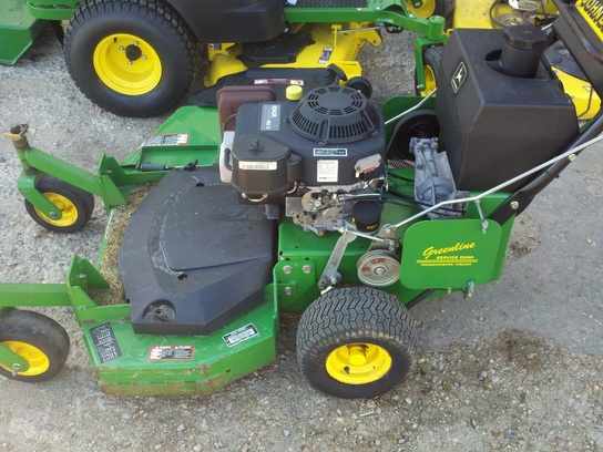 2004 John Deere GS30 Lawn & Garden and Commercial Mowing ...