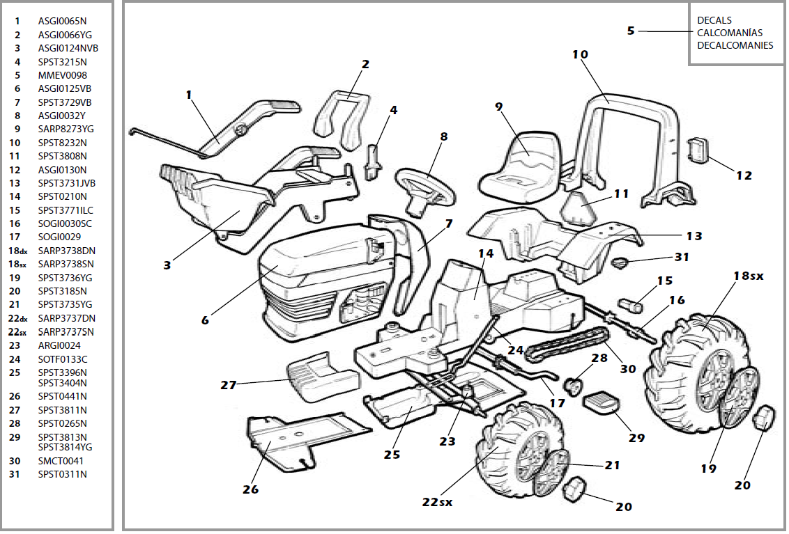 john deere parts diagrams