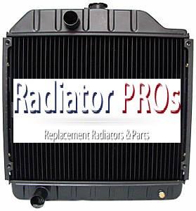 John Deere Radiator 5210, 5220, 5320, 5320N, 5310, 5310N