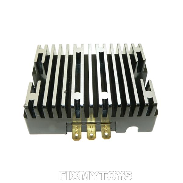 Voltage Rectifier Regulator John Deere 110 120 140 Mowers ...