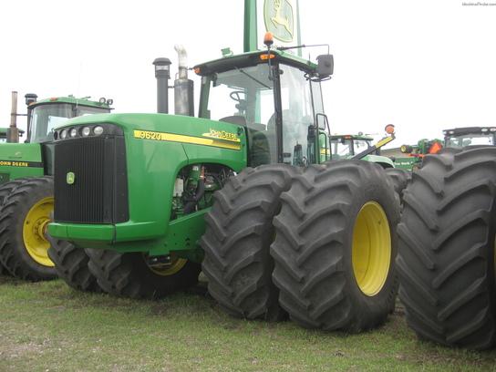 2006 John Deere 9620 Tractors - Articulated 4WD - John ...