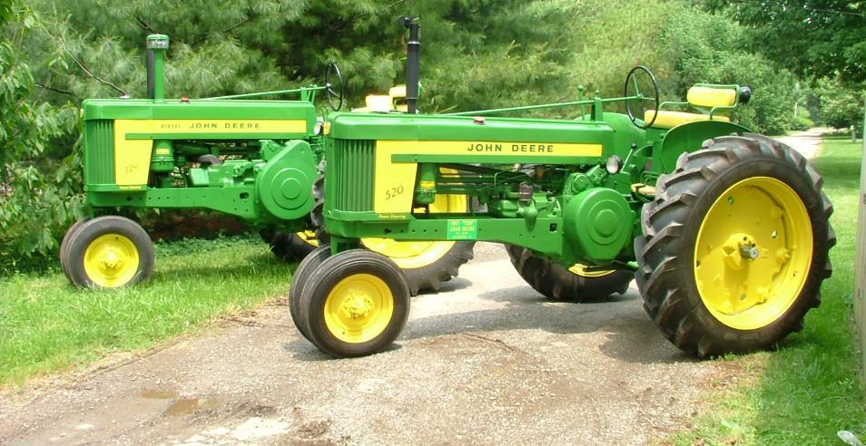 Tractor Restoration   Restoring Tractors   Restore John ...