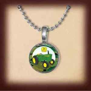 Nickel-Pendants-FREE-Jewelry-Pink-Green-Tractor-John-Deere ...