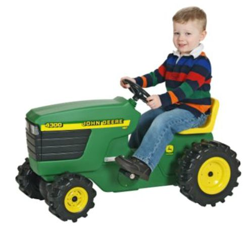 Ride On Tractor For Kids John Deere Pedal Tractors With ...