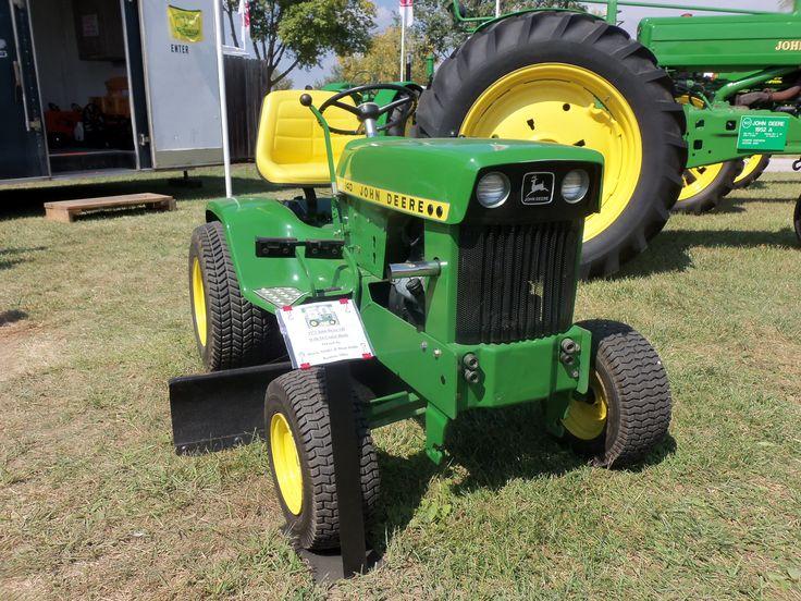 John Deere 140 garden tractor | Garden Tractors | Pinterest