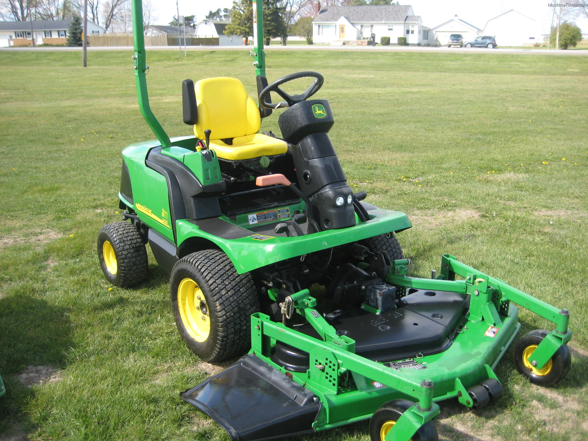 2003 John Deere 1420 Lawn & Garden and Commercial Mowing ...