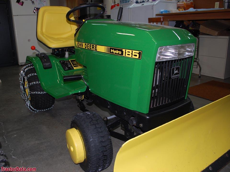 John Deere 185 Tractor: John Deere 180 - e-cighq.com