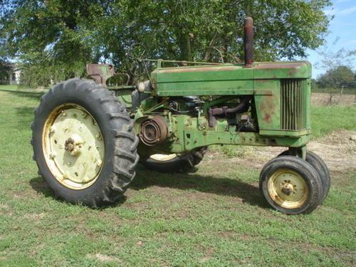 Restoration Supply John Deere 2 Cylinder Tractor Parts ...